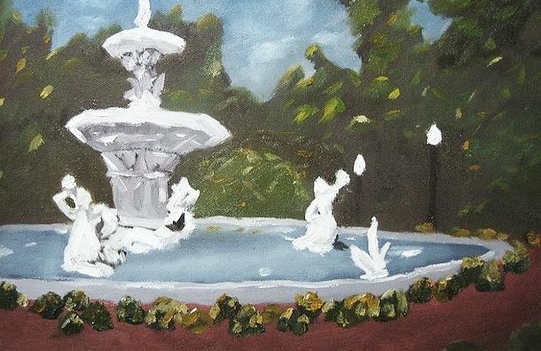 Только два новых фонтана заработают в Петербурге в этом сезоне