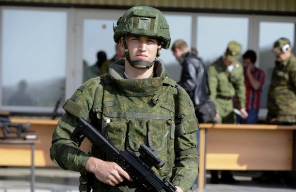 Своих от чужих российские солдаты отличат по инфракрасным биркам