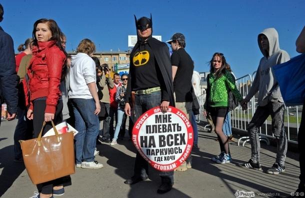 Активисты движения «Стопхам» проведут совместные рейды с ГИБДД