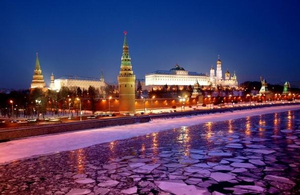 Москва заняла первое место в рейтинге привлекательности российских городов
