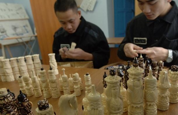 Российские зеки сразятся за шахматной доской с американскими