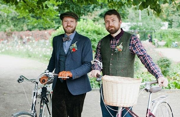 Tweed Ride - городская велопрогулка в винтажном стиле пройдет в Москве