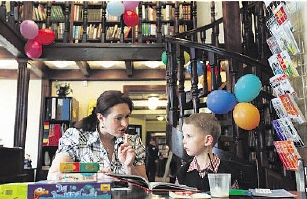 Библионяня. Что предлагают своим читателям детские библиотеки в Москве