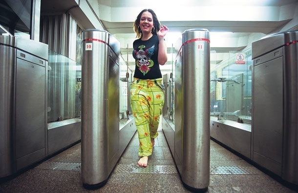 Свободу передвижения! Босоногие требуют, чтобы их пускали в метро