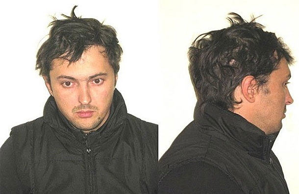 Фото и приметы сбежавшего из «Матросской тишины» обвиняемого в убийстве Олега Топалова