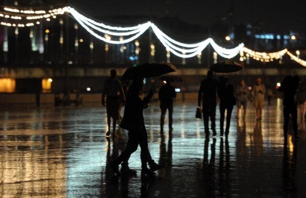 23 мая москвичей ждут дожди с грозами и шквалистым ветром