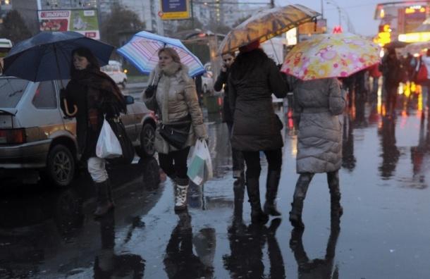 За  один день в Москве выпало почти 40% от месячной нормы осадков