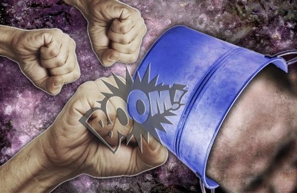 Избитый активист «Синих ведерок»: в Колпино били пятеро, хотели отнять видеорегистратор
