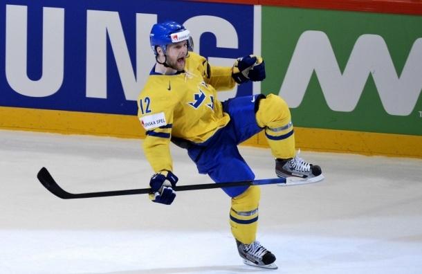 Сборная Швеции выиграла домашний чемпионат мира по хоккею (видео)