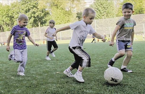 Как воспитать будущую звезду футбола. Советы для родителей