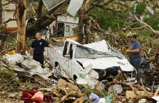 Торнадо в Оклахоме унес, по меньшей мере, 20 детских жизней