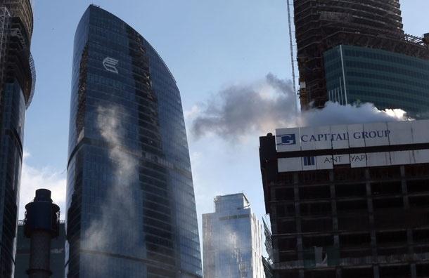 Кремль не трясло. Московское землетрясение не затронуло цитадель власти