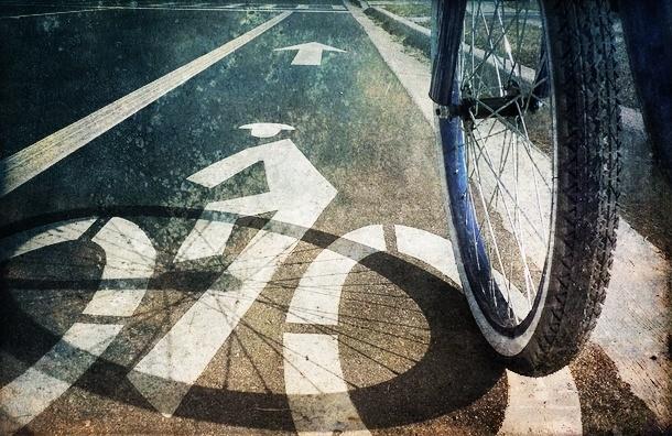 Велодорожки, коих в Петербурге по пальцам пересчитать, обросли проблемами