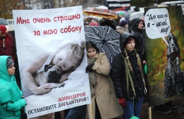 Догхантеров предложили сажать в тюрьму на 3 года