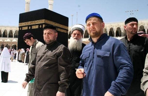 Кадыров назвал Чечню безопасней Англии
