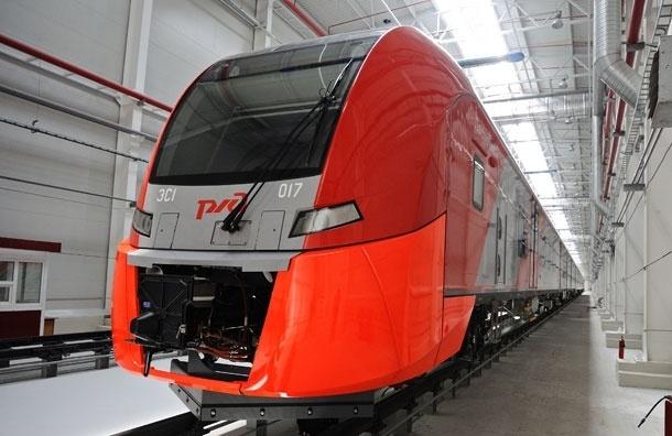 Скоростной поезд Москва-Казань будет в пути 3,5 часа вместо нынешних 11.5