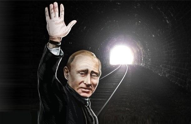 Британский журнал The Economist сообщил о страхе и отчаянии Путина