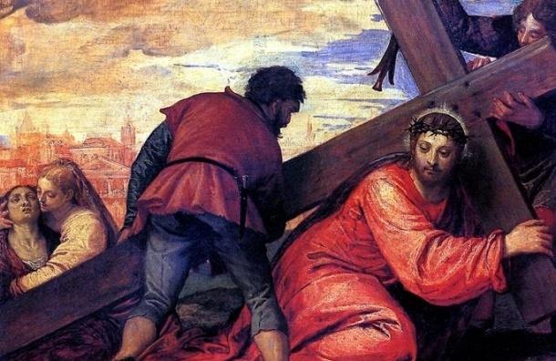 Одна из частиц Креста Голгофы находится в монастыре Коми