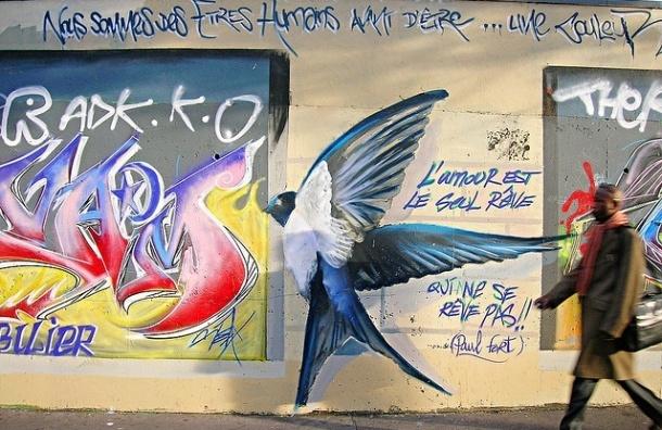 Во дворах Литейного проспекта пройдет фестиваль уличного искусства