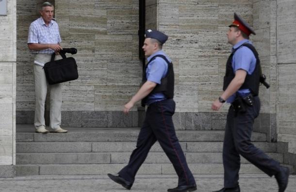 В Москве пенсионер стал свидетелем убийства и самоубийства