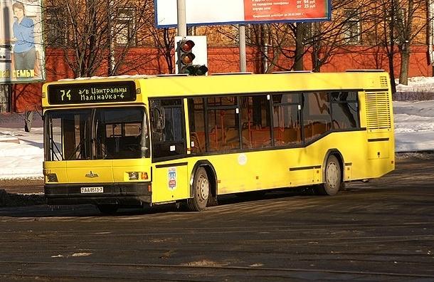 Маршруты автобусов меняются из-за строительства метро