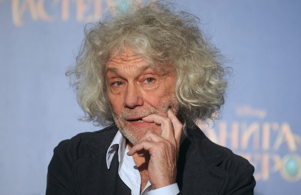 Актер  Александр Леньков празднует 70-летие