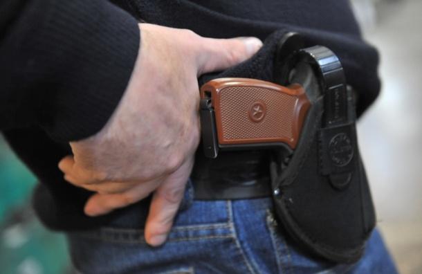 Госдума запретила пьяным пользоваться оружием