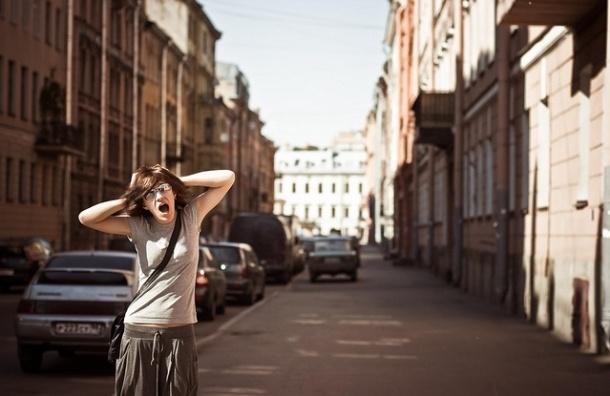 Петербург как плавильный котел для фриков и одаренной шизы