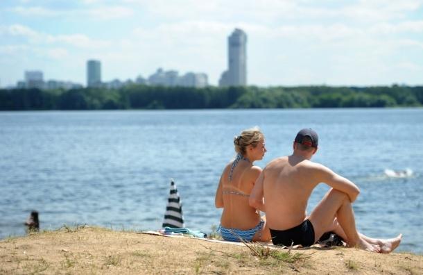 14 мая температура в Москве вновь достигнет рекордных отметок