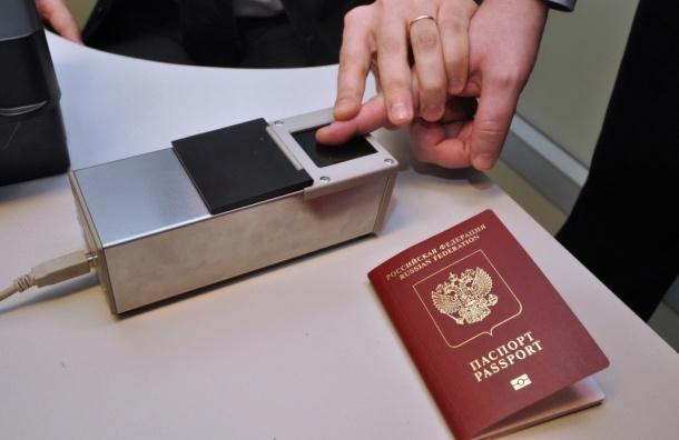 Въезжающих в Россию иностранцев начнут дактилоскопировать