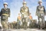 Парад на Дворцовой площади: откуда его следовало смотреть