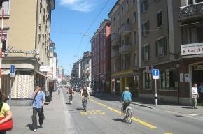 Вооруженный мужчина ранил нескольких прохожих в центре Цюриха
