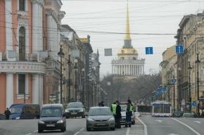 Власти Петербурга рассказали о ремонте Невского проспекта