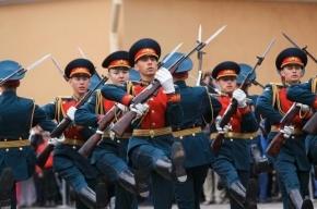 Первый развод караула в Петропавловской крепости намечен на 1 июня