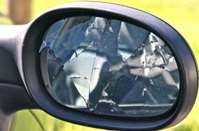 Вооруженного хулигана, разбившего зеркало «Жигулей», обезвредили ударом приклада