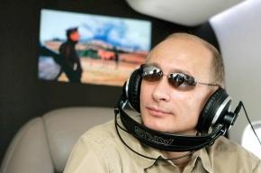 Для Путина в Кремле построили вертолетную площадку