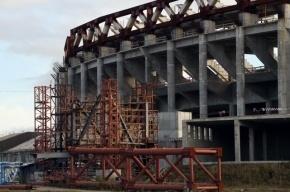 Смольный надеется еще раз уменьшить стоимость стадиона на Крестовском
