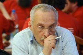 Александр Друзь курил сигары на Малой Садовой, протестуя против притеснений курильщиков