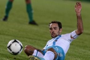 Агент Романа Широкова отрицает скорый уход футболиста из «Зенита»