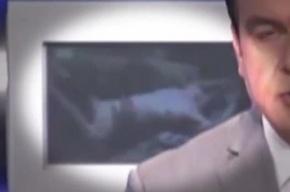 Греческий телеканал случайно показал фрагмент порнофильма во время новостей