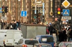 Летом Невский проспект будут закрывать на ремонт по выходным