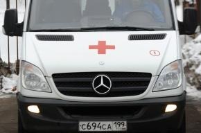 В Ленобласти семилетний мальчик разбил голову в ДТП