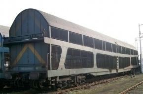 В поездах Москва – Петербург появятся вагоны для автомобилей