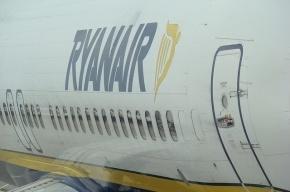 Ryanair не может запустить рейсы из Петербурга в Ирландию из-за волокиты и бюрократии