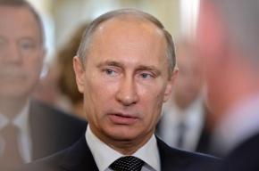 Путин составил компанию «боссу мафии» в списке самых влиятельных людей