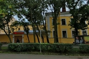 В офис банка «Александровский» полиция пришла с обыском