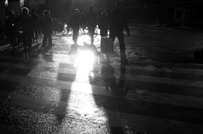 Мать ребенка, сбитого на Невском проспекте, вела мальчика на красный