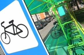 У Эрмитажа и Спаса-на-Крови поставят велопарковки