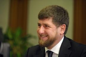 Кадыров возглавил рейтинг открытости глав регионов России