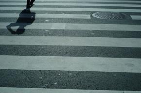 На Невском проспекте ребенка сбили на пешеходном переходе
